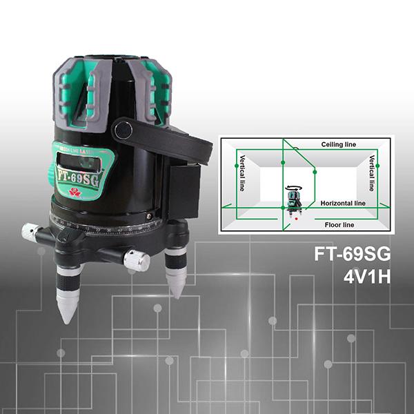 FT-69SG 4V1H laser level
