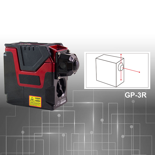 GP-3R 3 points laser level