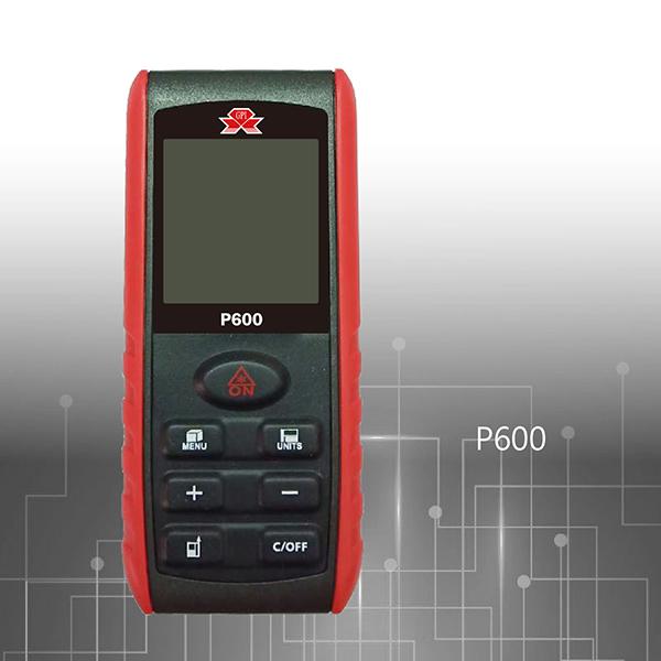 Laser distance meter P600