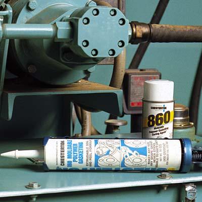 Chesterton 860 - Hợp chất tạo đệm Polymer chống rò rỉ