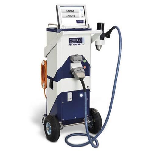 PMI-MASTER Pro - Thiết bị quang phổ (OES) phân tích hợp kim di động