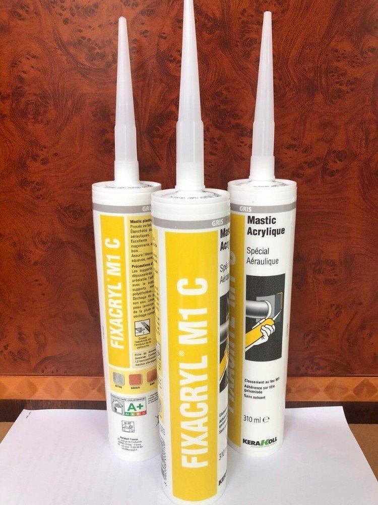 Chất trám- Fixacryl M1 Grey 300 ml