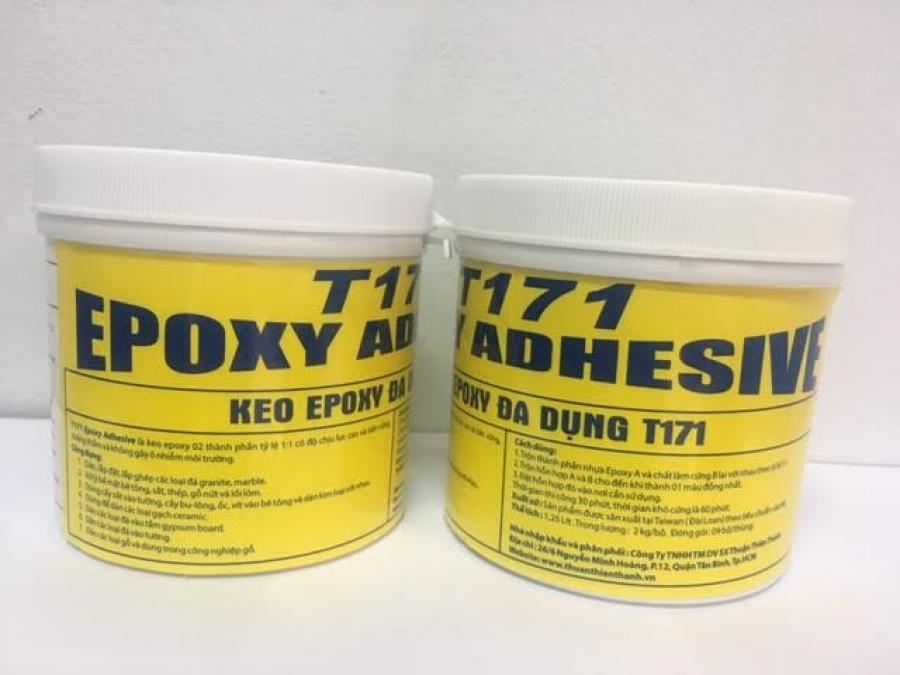 Keo Epoxy 2 thành phần T171