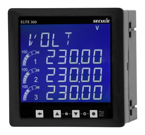 Đồng hồ đo đa chức năng Elite 300