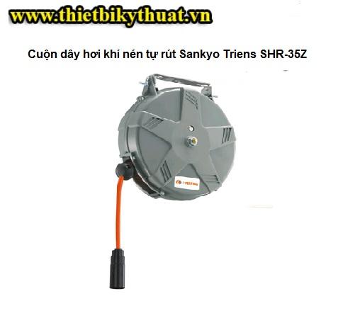 Cuộn dây hơi tự rút Sankyo Nhật Bản- 8.0mm x 15m