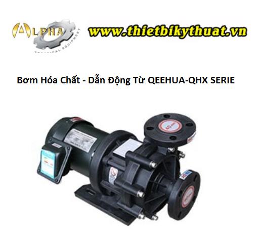 Máy bơm hóa chất QEEHUA QHX-F-440-CCE