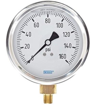 Đồng hồ đo áp suất Dwyer SGP-F7224N