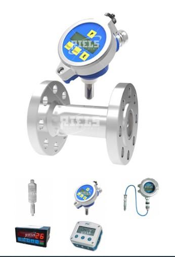 Đồng hồ đo lưu lượng nước RIF100