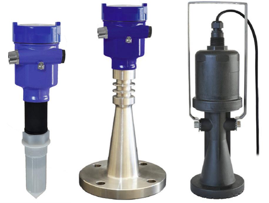 Thiết bị đo mức chất lỏng và chất bột PR26