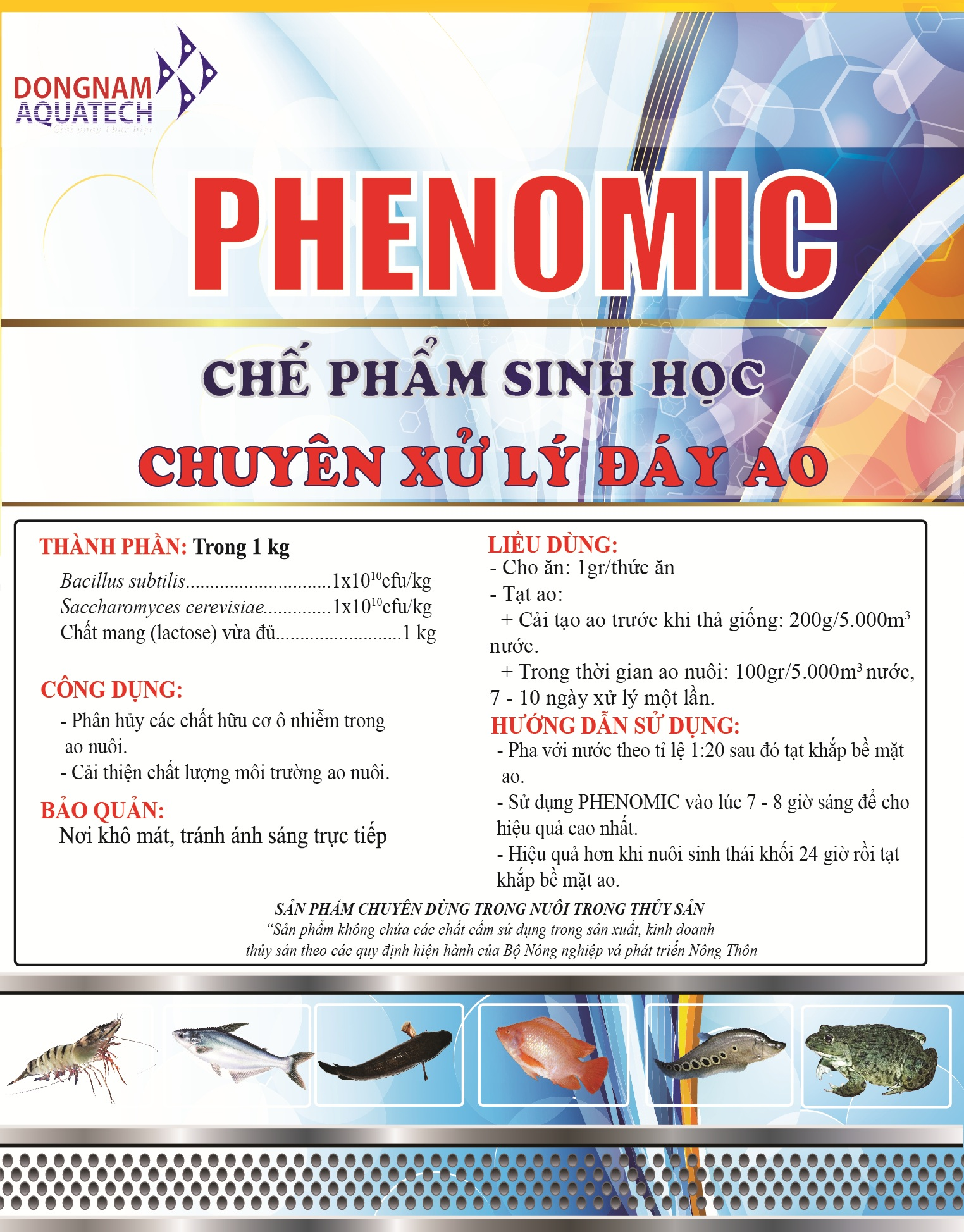 Men vi sinh Phenomic