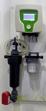 PA-LDPHETORB2 _ Thiết bị đo và kiểm soát pH, Độ đục của nước