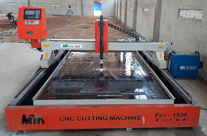 Máy cắt plasma CNC MTA Pro-1530