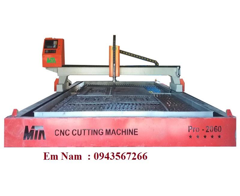 Máy cắt Plasma CNC MTA Pro-2060