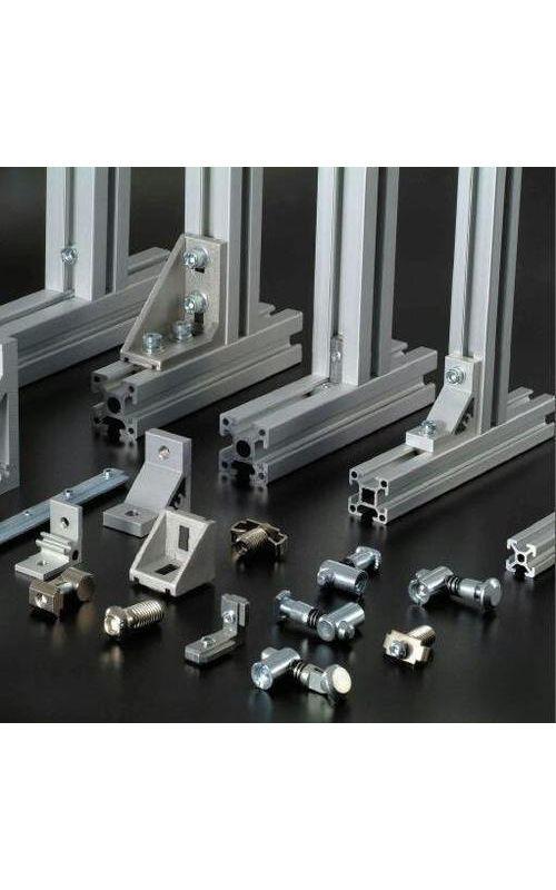 Nhôm định hình lắp ráp cho máy CNC 40x40H