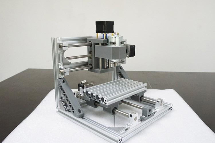 Nhôm định hình làm máy CNC mini