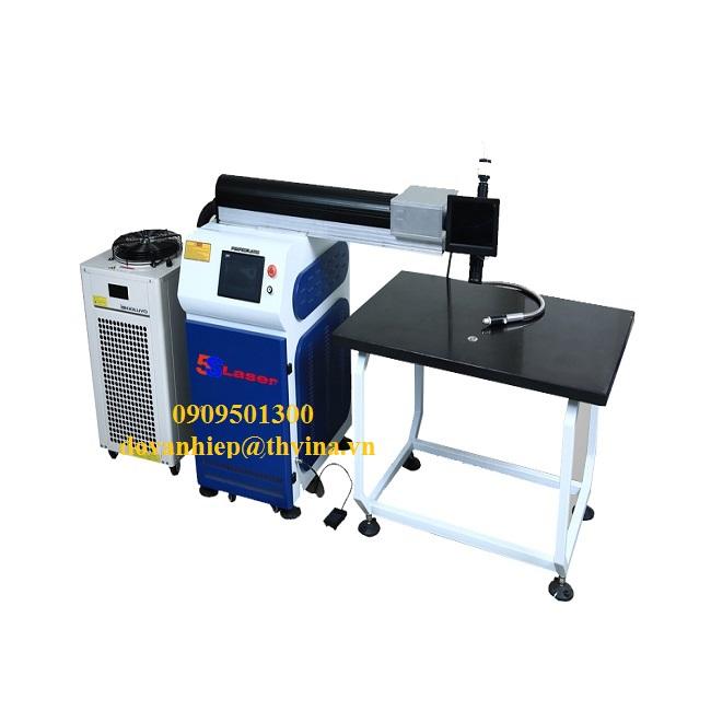 Máy hàn laser AYG 2 đầu