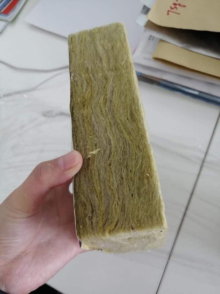 Bông khoáng Rockwool tấm