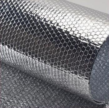 Túi khí cách nhiệt- tấm bạc p2 cách nhiệt mái