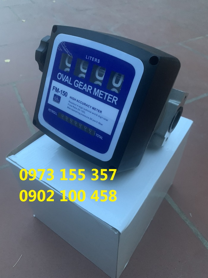 Đồng hồ đo dầu FM-150