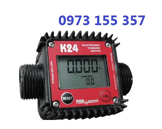 Đồng hồ đo dầu K24 Plastic