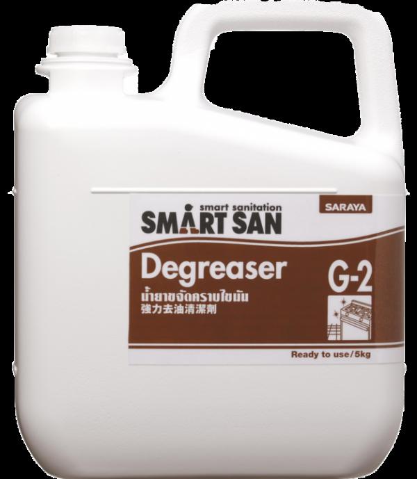 Dung dịch tẩy rửa dầu mỡ Degreaser G-2