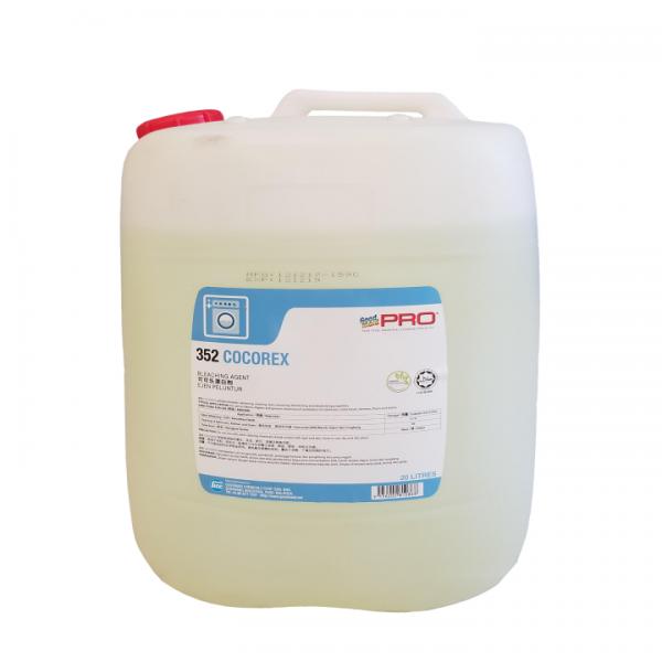Dung dịch tẩy trắng và sát khuẩn vải gốc Chlorine GMP 352- Cocorex