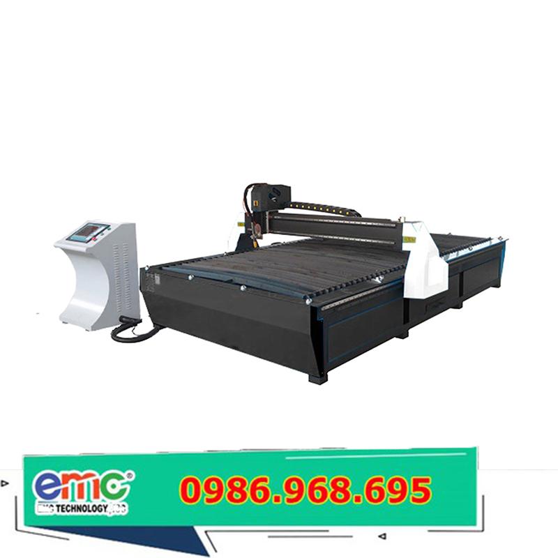 Máy cắt CNC Plasma hoa văn kim loại EMC- 2000