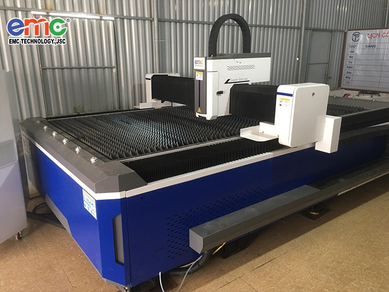 Máy cắt laser Fiber EMC Basic