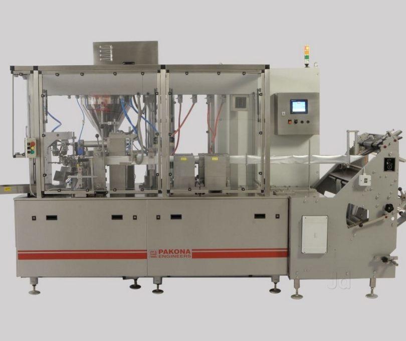 Máy đóng gói tự động công nghiệp tốc độ cao PAKONA