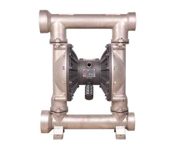Bơm màng khí nén GODO QBY3-100 INOX