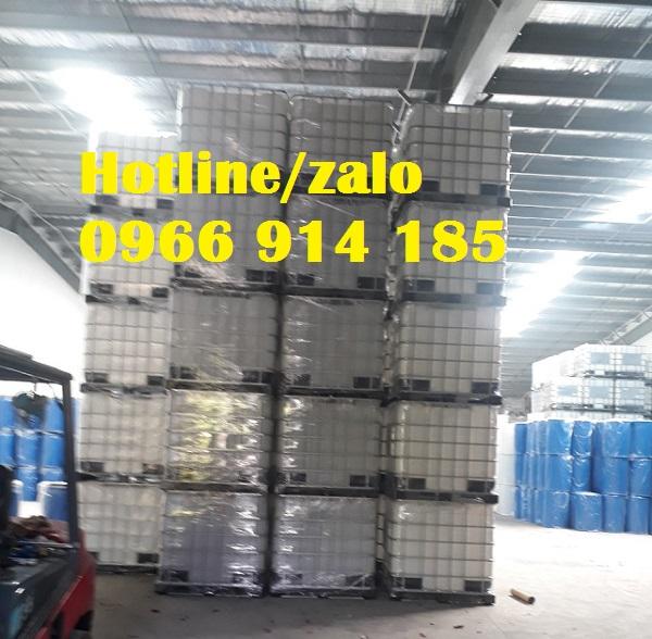 Tank IBC 1000l mới 100% - nhập khẩu chất lượng