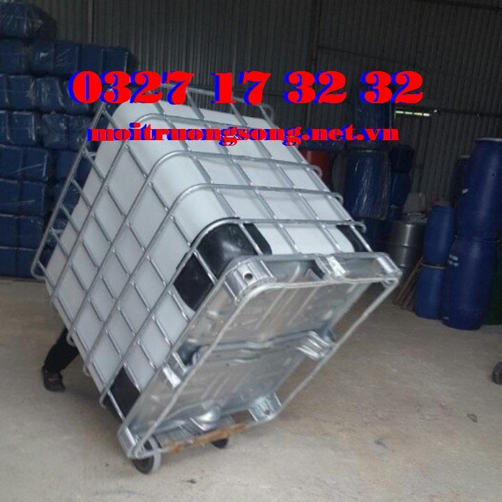 Tổng kho tank nhựa 1000l mới nhập khẩu giá cực tốt