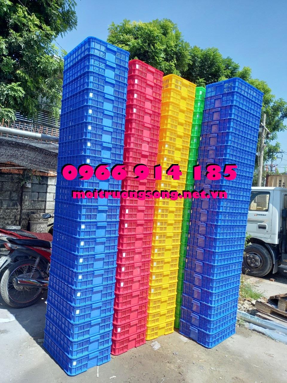 Sóng nhựa hở HS008