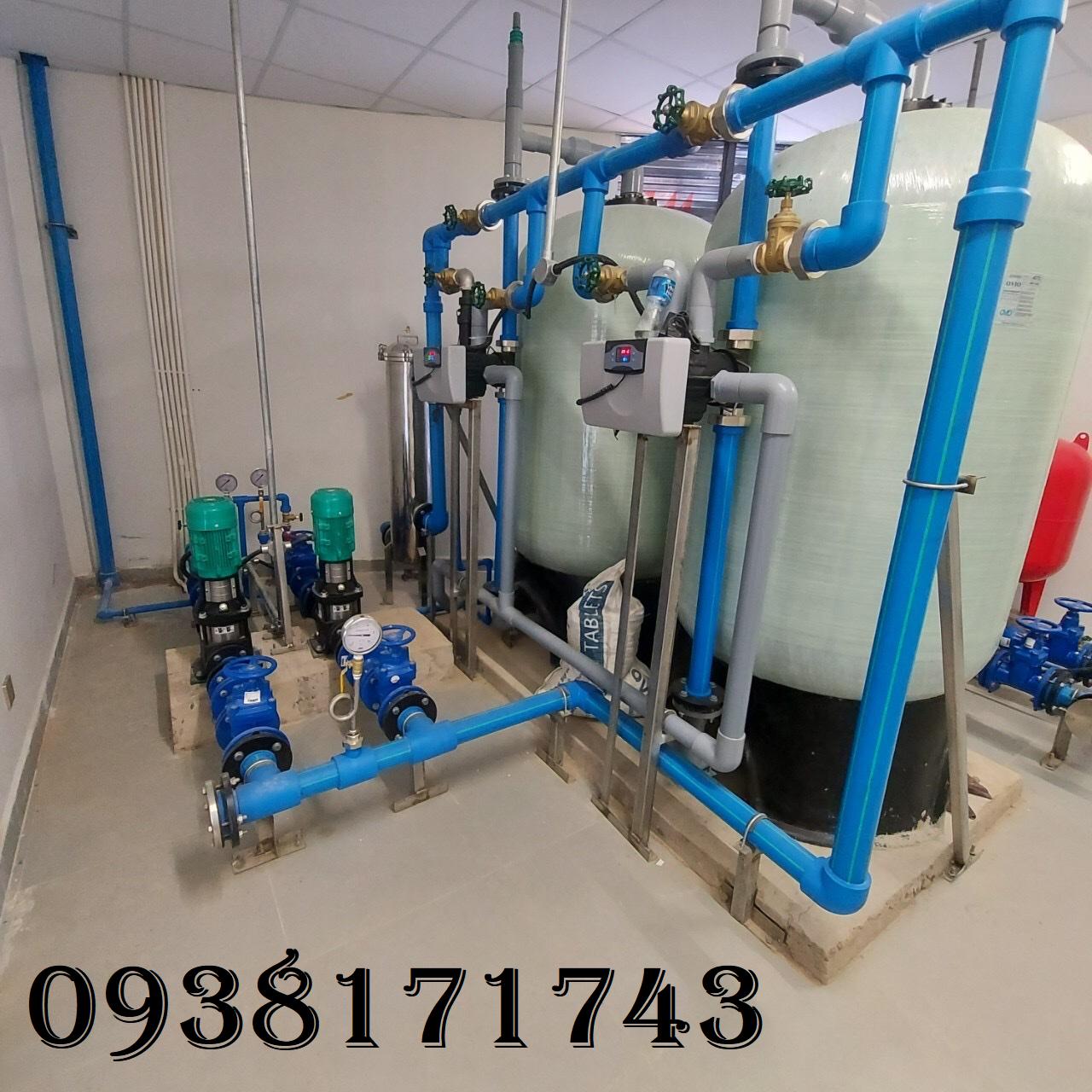 Hệ thống lọc nước cho khách sạn 5 sao