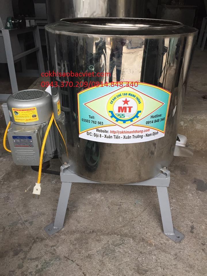Máy vắt lọc bột