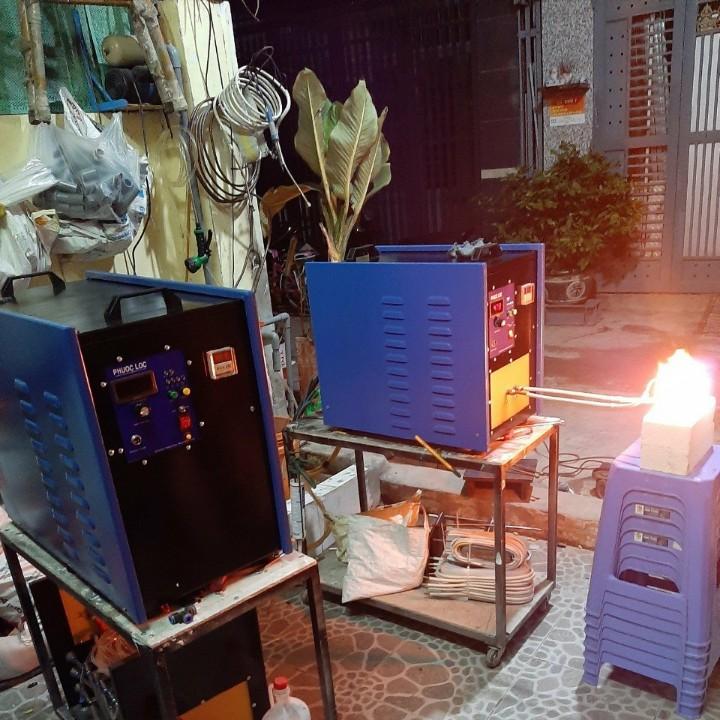 Máy gia nhiệt cao tần