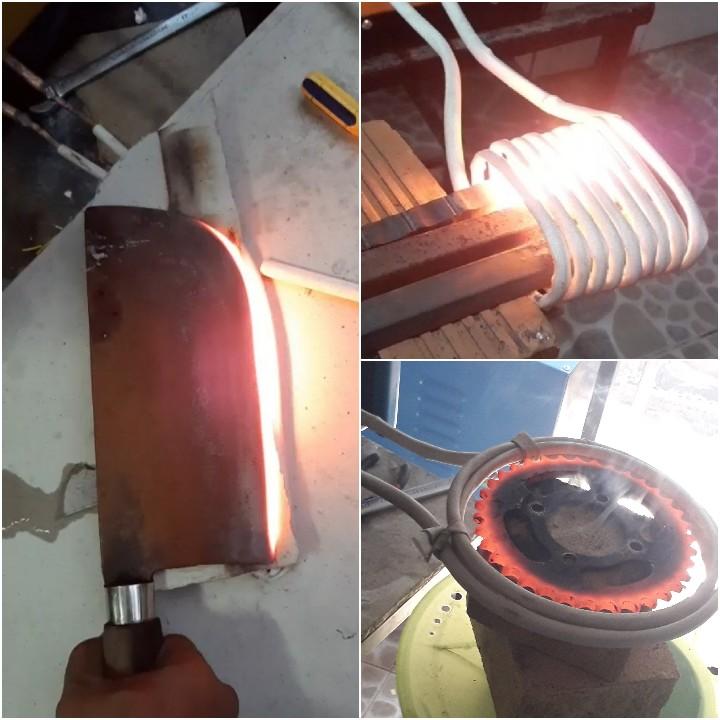 Máy nung sắt mỹ thuật