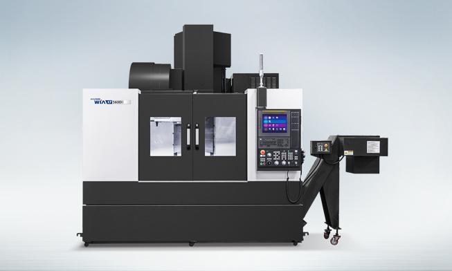 HYUNDAI WIA- bán trung tâm phay CNC KF4600- tốc độ 15.000vg/ph gia công khuôn, chi tiết