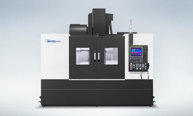 Trung tâm gia công khuôn mẫu HYUNDAI WIA KF6700 - Speed 20.000vg/ph HSK