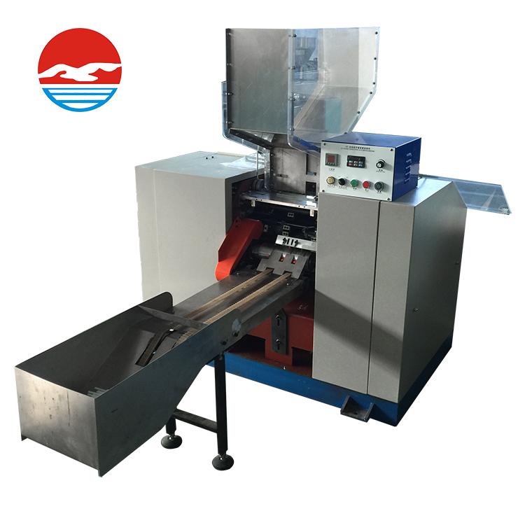 Máy làm ống hút uốn cong (máy làm ống hút mềm, máy sản xuất ống hút)