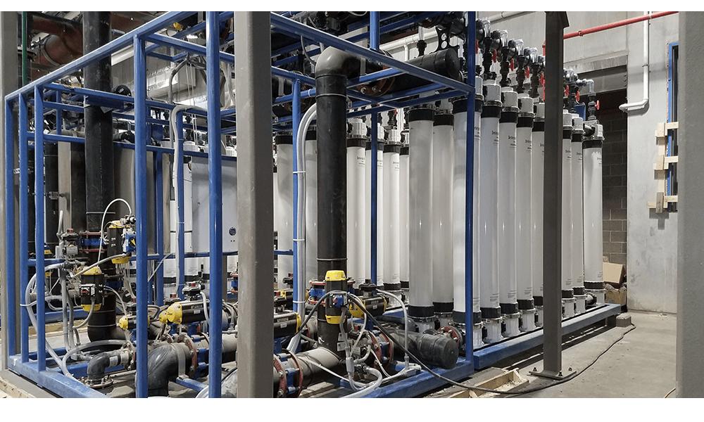 Hệ thống lọc Ultrafiltration