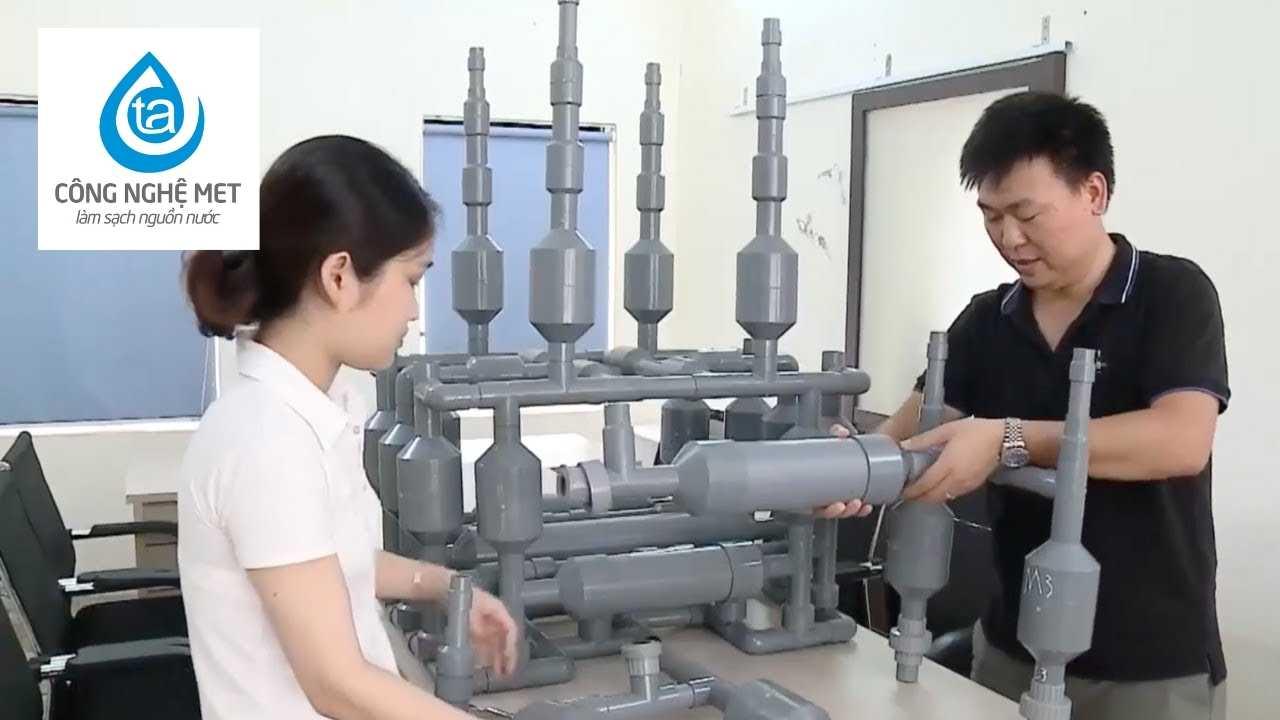Công nghệ xử lý nước sông