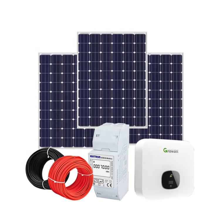 Lắp đặt điện năng lượng mặt trời tại Hải Phòng