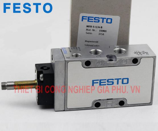 Van điện từ Festo MFH-5-1/4-B 15901