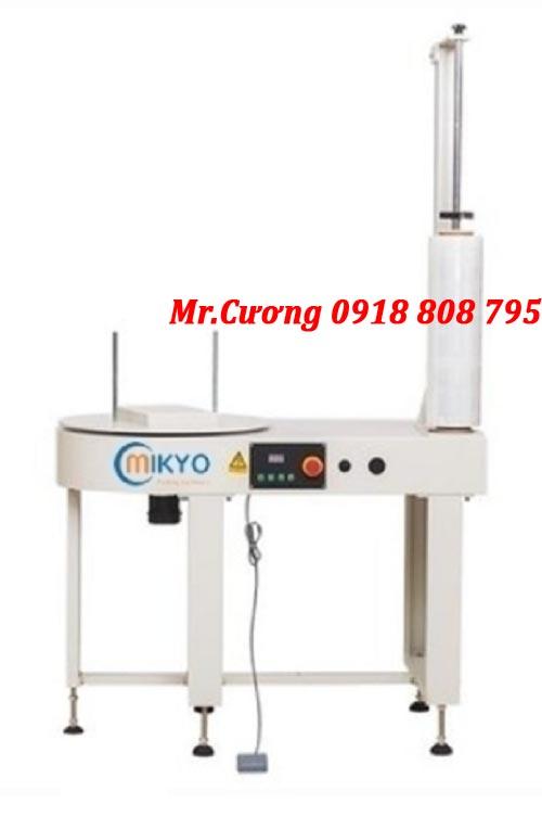 Máy quấn màng mini MK800CSY