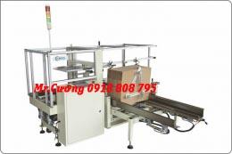 Máy cấp và dán đáy thùng carton tự động MK-CES4035