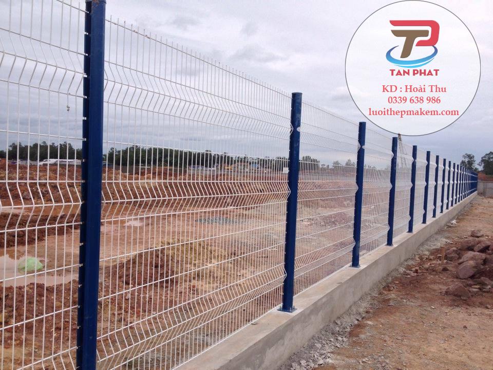 Hàng rào lưới, hàng rào thép, lưới rào