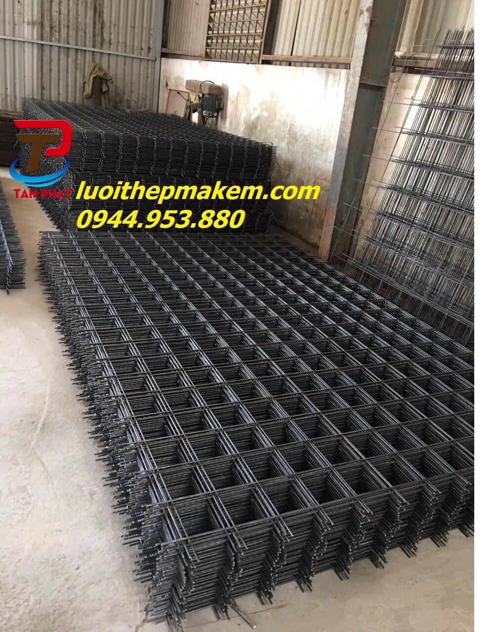 Lưới thép hàn đổ sàn D4 , D5, D6... a100x100, 200x200, giá lưới thép hàn