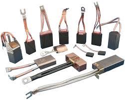 Chổi than công nghiệp cho nhà máy dây cáp điện