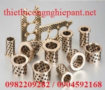 Cung cấp các loại bạc tự bôi trơn, bạc đồng tiết dầu xuất xứ Japan, Korea, China